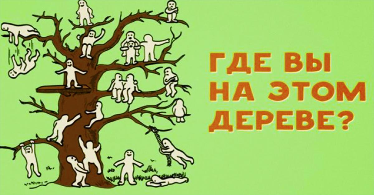 психологические тесты рисунок дерево образом, флаг