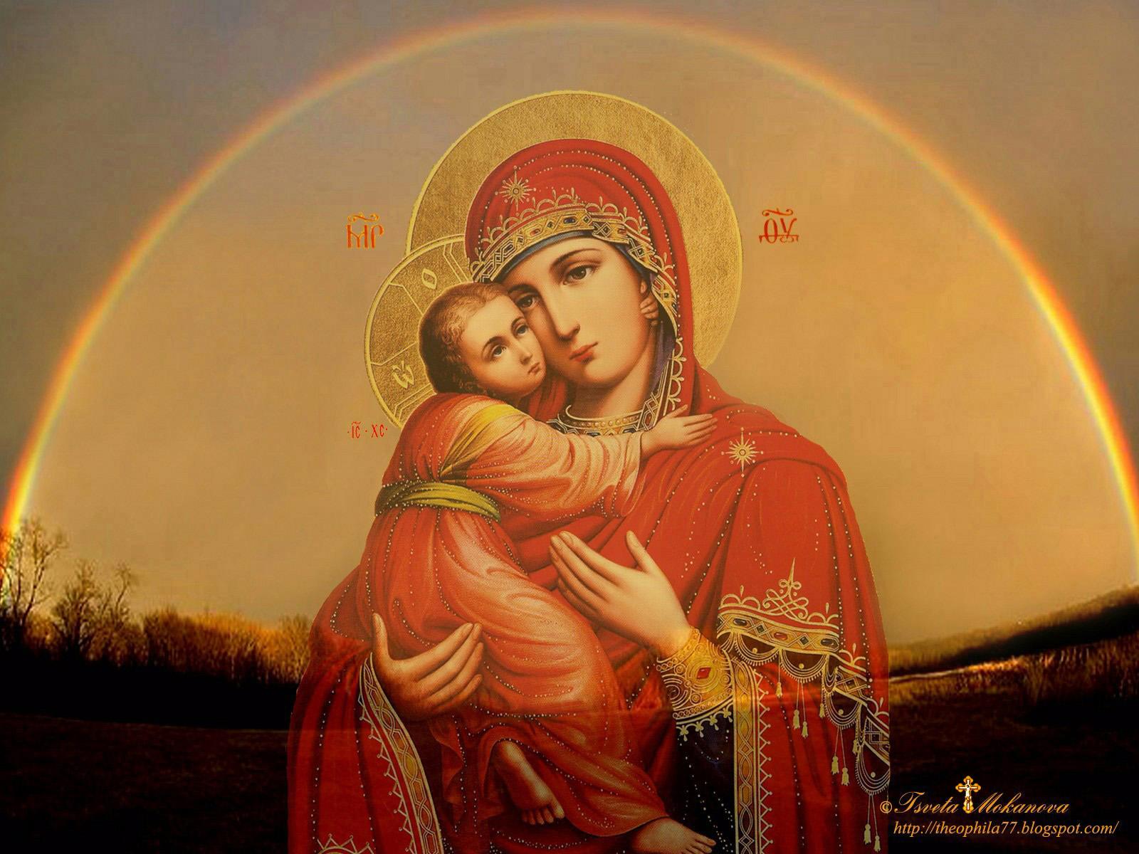 Cкорая молитва в трудную минуту! 83 Сон Пресвятой Богородицы!