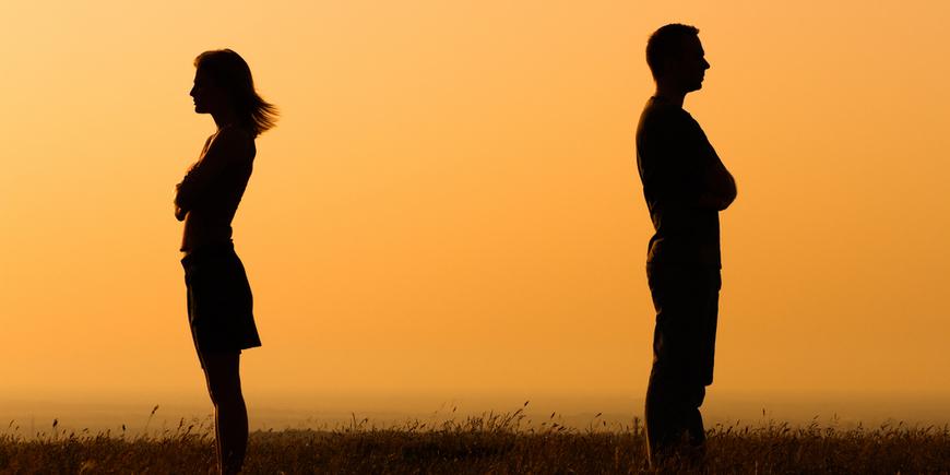 6 знаков зодиака которые хуже всего переносят разрыв отношений