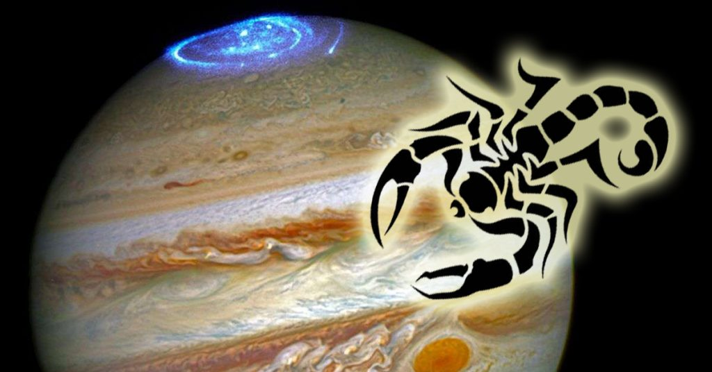 гороскоп период скорпион