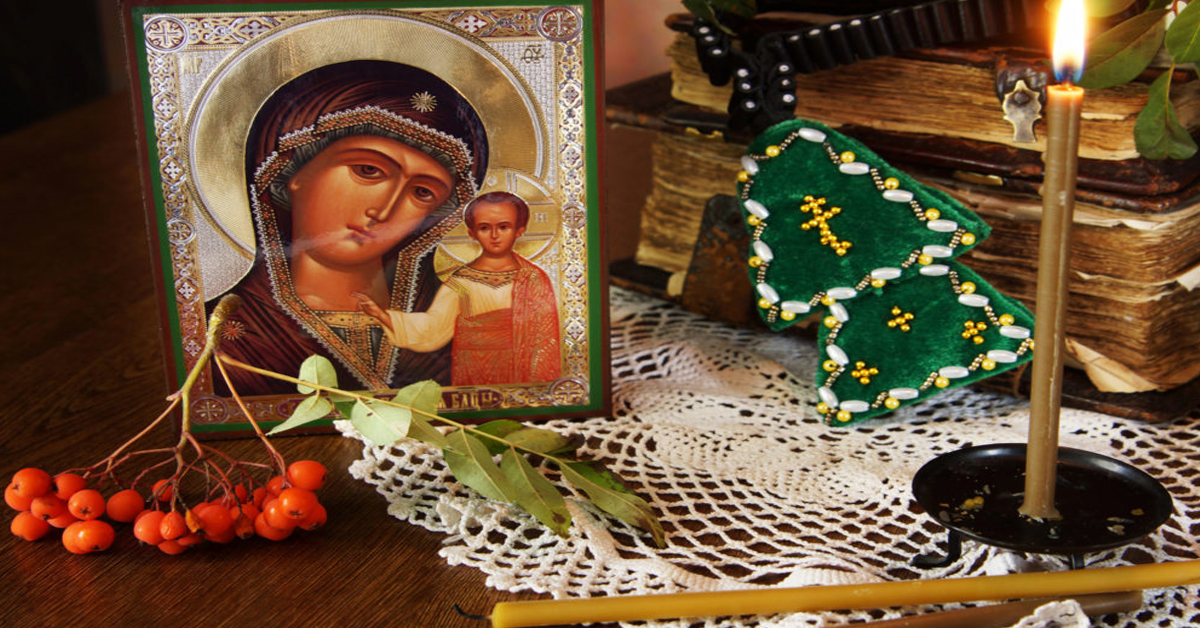 Очень мощная молитва! «Сон Пресвятой Богородицы», читаемый в декабре для благополучия на весь год!