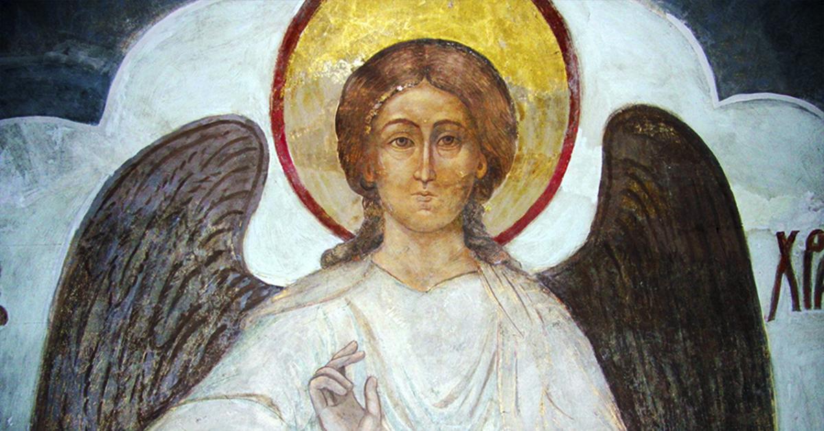 утренняя молитва ангелу хранителю