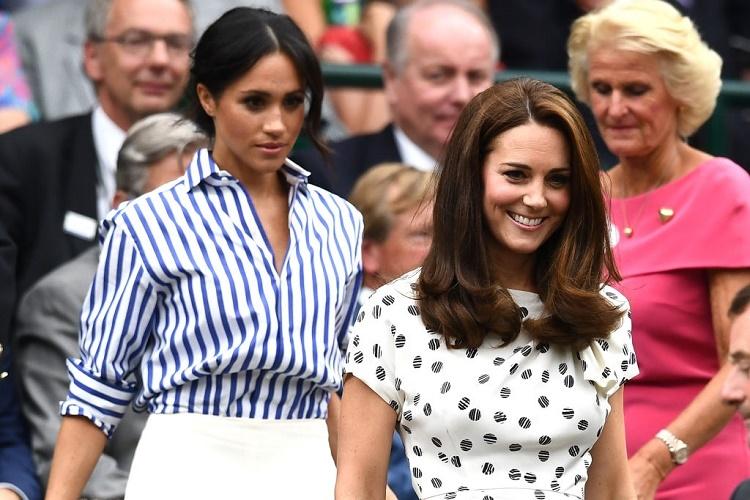 Кейт отвесила пощечину Меган. Королевское семейство прокомментировало инцидент