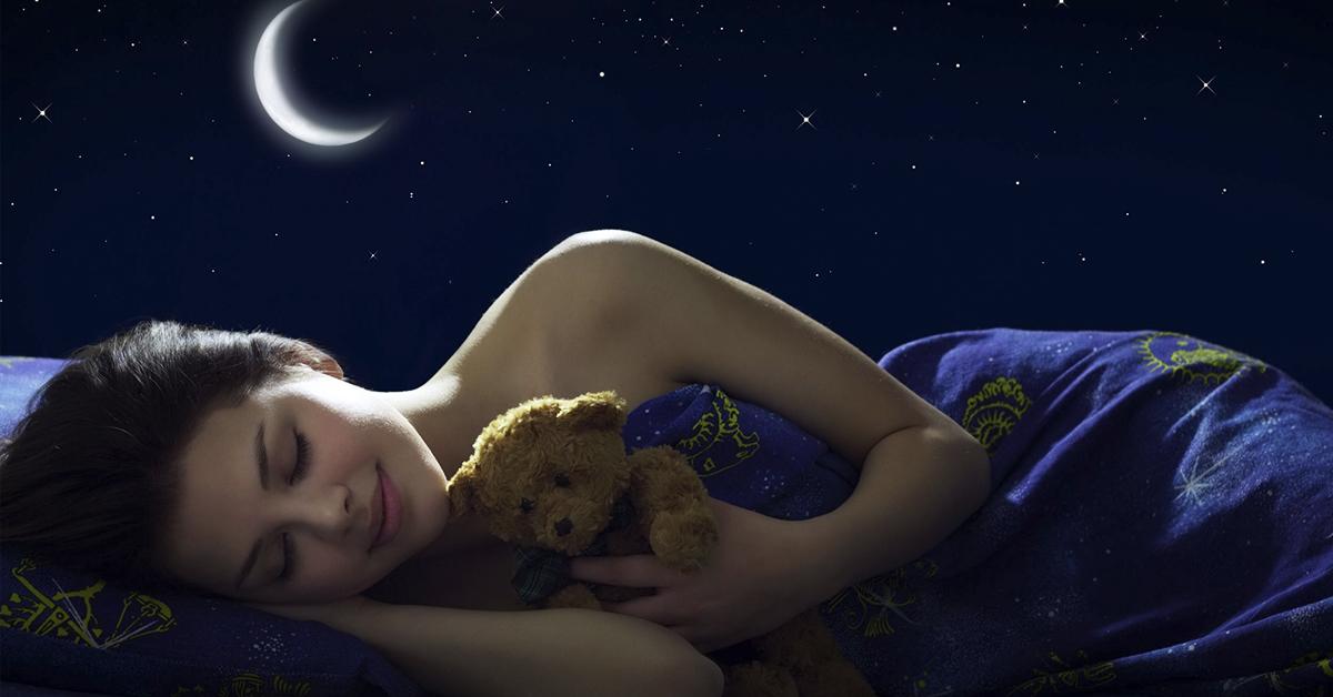 Почему ребенок не спит в полнолуние